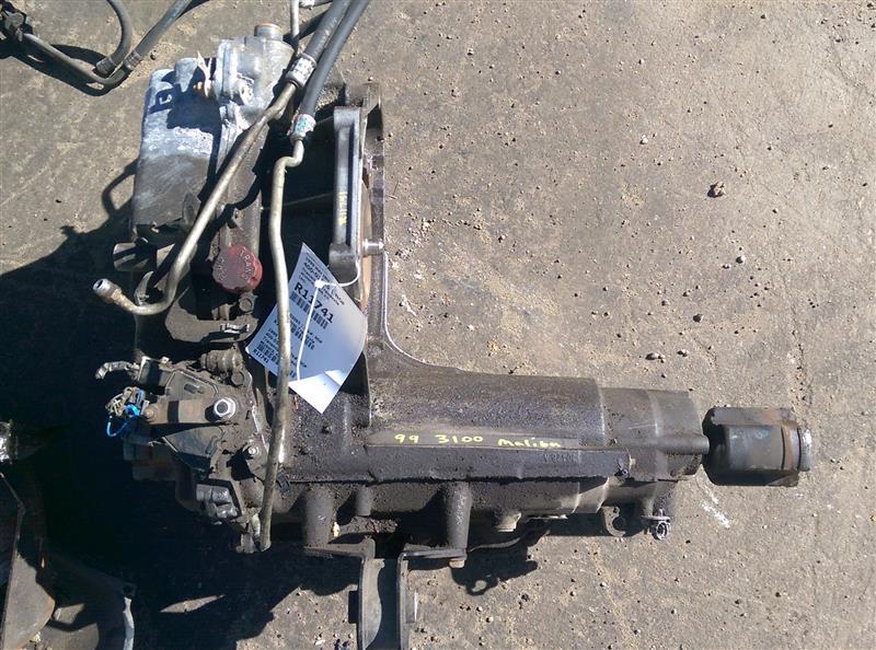 Transmission #619Wcr 4T40E 3 1L Fits 1997-2000 Malibu 11741