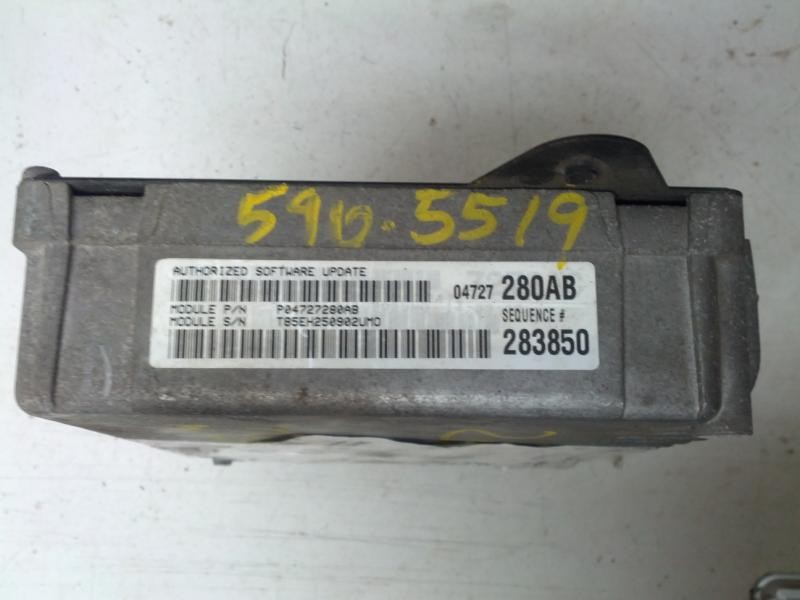 2000 Dodge Caravan 3.3 ecu ecm engine computer 4727280